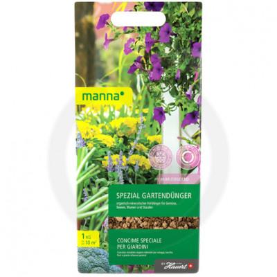 hauert fertilizer manna bio spezial 1 kg - 1