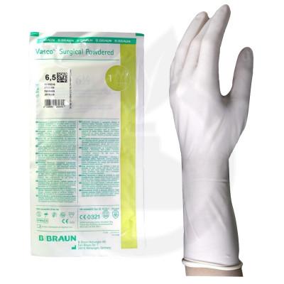 Vasco Surgical Powdered 6.5, set 2 manusi