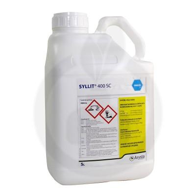 agriphar fungicid syllit 400 sc 5 litri - 1