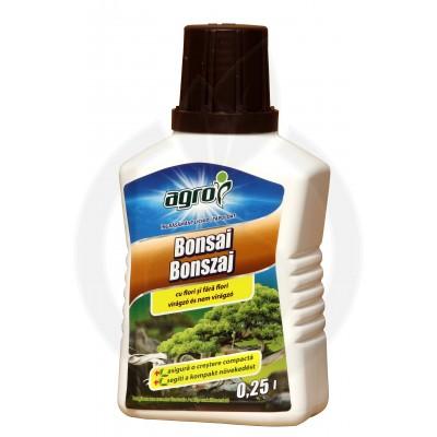 Ingrasamant lichid pentru bonsai, 250 ml