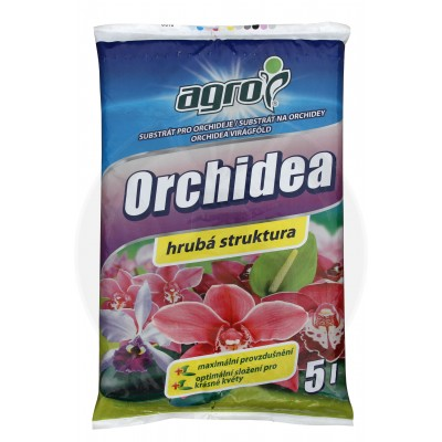 agro cs substrat orhidee 5 litri - 1