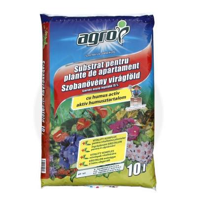 Substrat pentru plante de camera, 10 litri