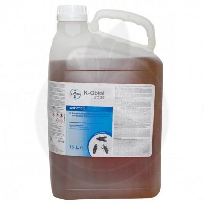 bayer insecticid agro k obiol ec 25 15 litri - 1