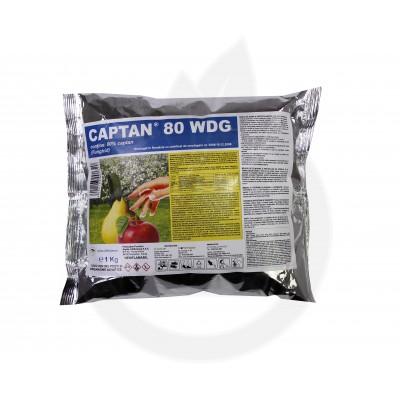Captan 80 WDG, 1 kg