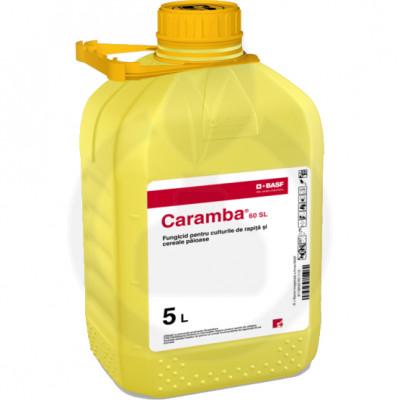 basf fungicide caramba 60 sl 5 l - 1