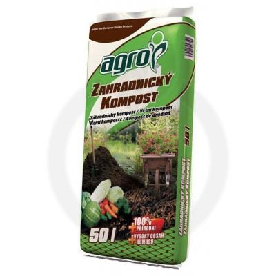 Compost de gradina, 50 litri