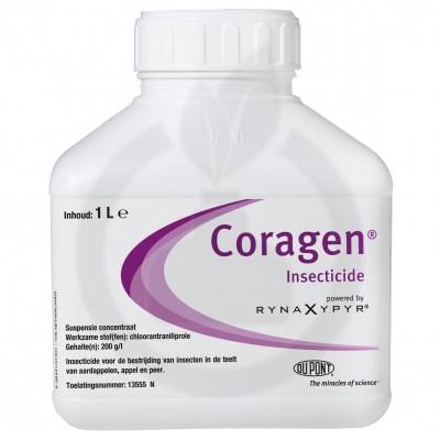 dupont insecticid agro coragen 20 sc 1 litru - 1