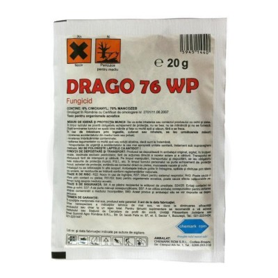 Drago 76 WP, 10 kg