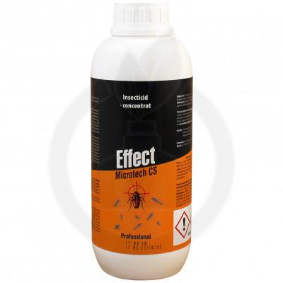 unichem insecticid effect microtech cs 1 litru - 1