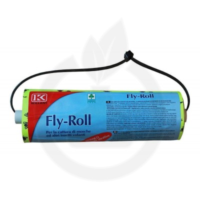 Fly Roll, adeziv muste