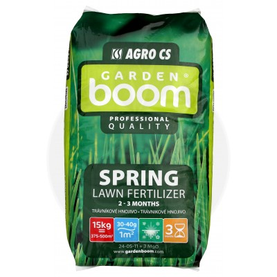 agro cs ingrasamant garden boom spring 25 05 12 3mgo 15 kg - 2