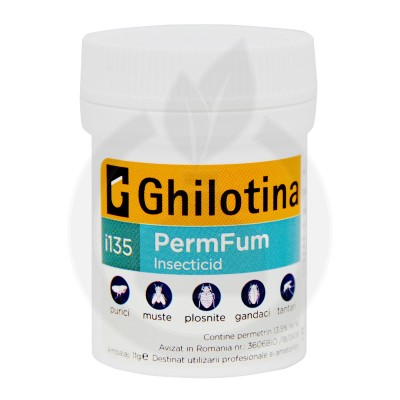 Ghilotina i135 PermFum Midi, 11 g