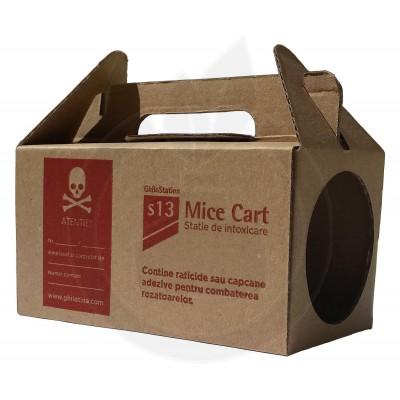 Ghilotina s13, Mice Cart