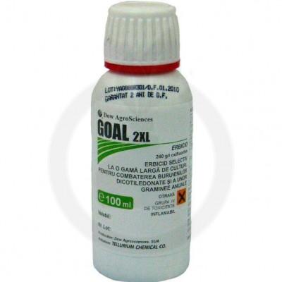 Goal 2 XL, 1 litru