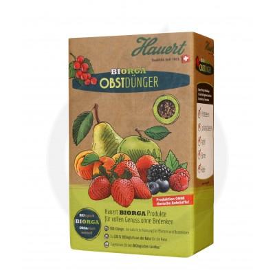 Ingrasamant organic fructe Hauert, 800 g