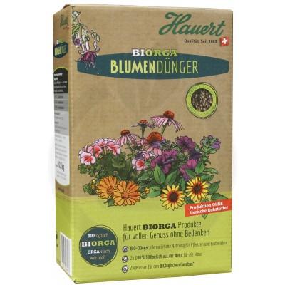 Ingrasamant organic flori Hauert, 800 g