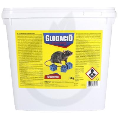 unichem glodacid plus wax blocks 5 kg - 1