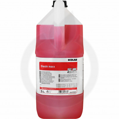 ecolab detergent diesin maxx 5 l - 3
