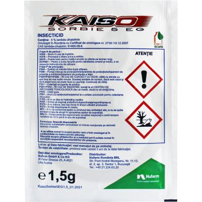 nufarm insecticid agro kaiso sorbie 5 wg 1.5 g - 1