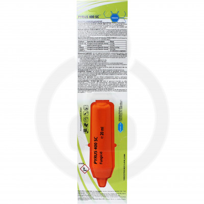 agriphar fungicid pyrus 400 sc 20 ml - 1