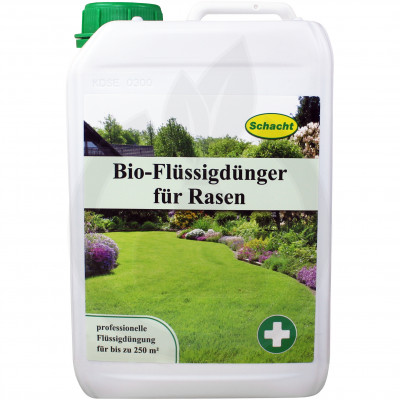 Ingrasamant Lichid Organic pentru Gazon Rasen Flussigdunger, 2.5 litri