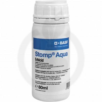 basf erbicid stomp aqua 80 ml - 1