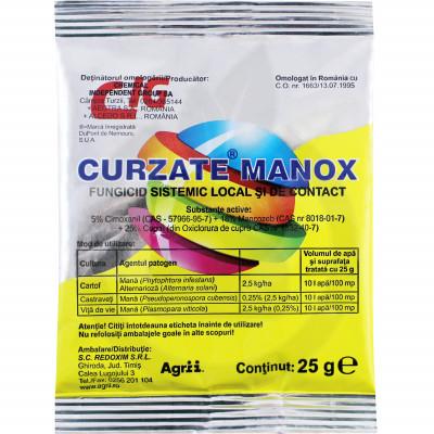 Curzate Manox, 25 g