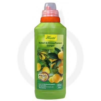 Ingrasamant citrice Hauert, 500 ml