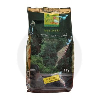Ingrasamant arbusti si conifere Verde Vivo, punga 1 kg