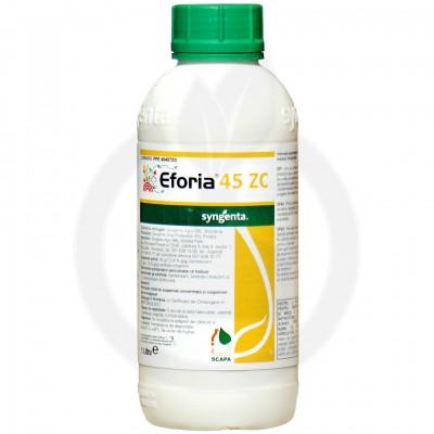 Eforia 45 ZC, 1 litru