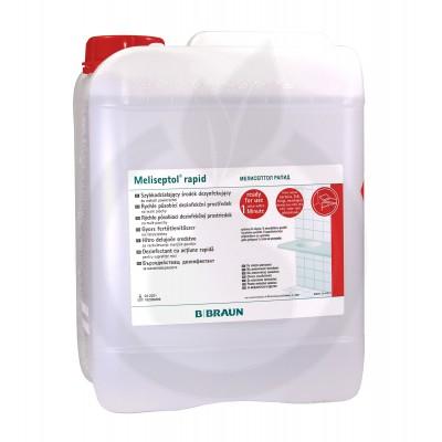Meliseptol Rapid, 5 litri
