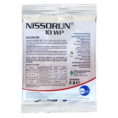nippon soda acaricid nissorun 10 wp 5 g - 1