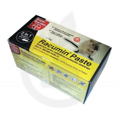 Racumin Paste, 1 kg + Statie Intoxicare