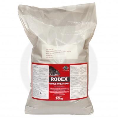 Rodex Whole Wheat, 20 kg