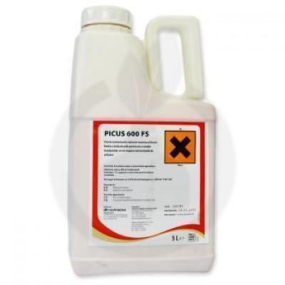 Picus 600 FS, 1 litru