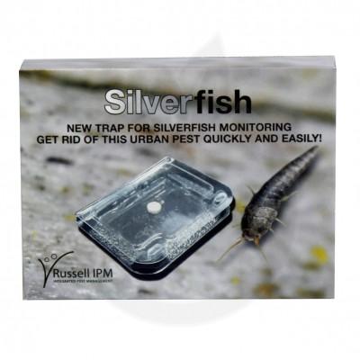 Silverfish, capcana pestisori de argint