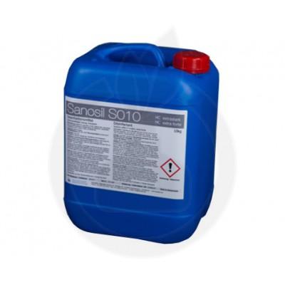 Sanosil S010 Ag, 1 litru