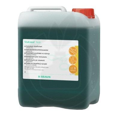 b.braun dezinfectant stabimed fresh 5 litri - 1