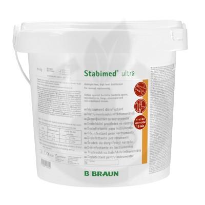 b.braun dezinfectant stabimed ultra 4 kg - 1
