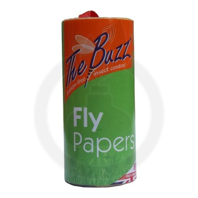 The Buzz, adeziv muste, set 4 buc
