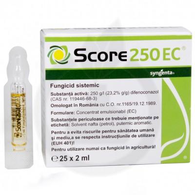 Score 250 EC, 2 ml
