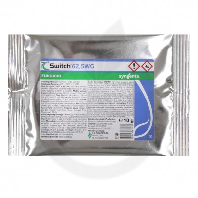 syngenta fungicid switch 62.5 wg 10 g - 1