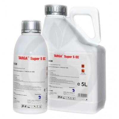 Targa Super 5 EC, 5 litri
