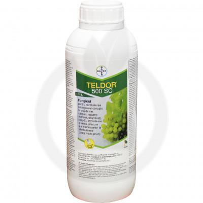 bayer fungicide teldor 500 sc 1 l - 1