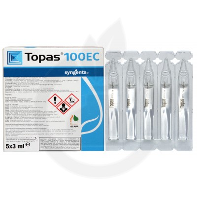 Topas 100 EC, 3 ml