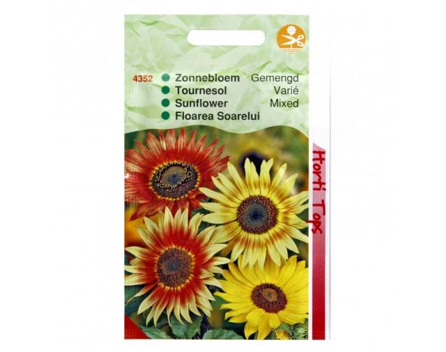 Floarea Soarelui Mix, Helianthus Evening Debilis Mix, 0.5 g