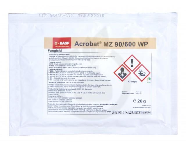 Acrobat MZ 90-600 WP, 20 gr
