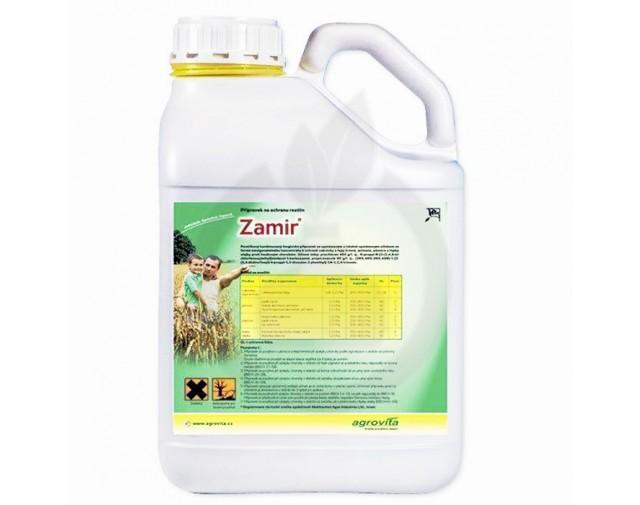 Zamir 40 EW, 5 litri