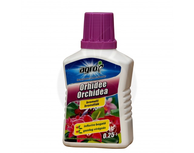 Ingrasamant lichid pentru orhidee, 250 ml