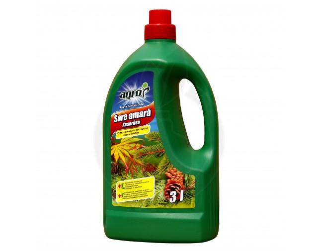 Sare amara lichida 3 litri